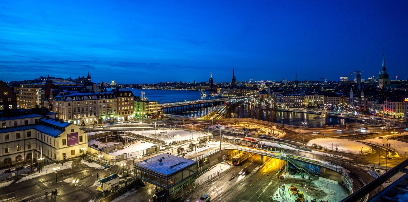 Exploring Stockholm's SOFO Neighborhood