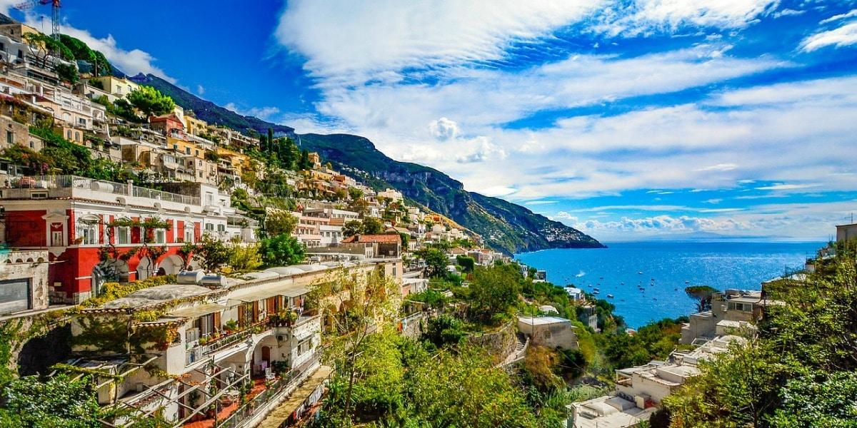 Italy's Dramatic Amalfi Coast