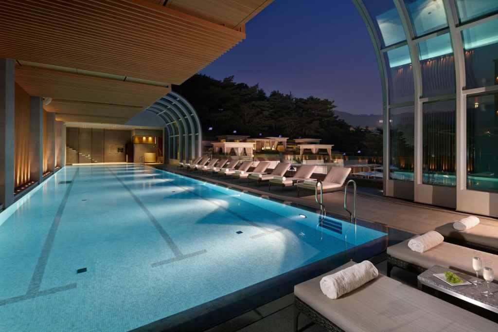 The Shilla Hotel Seoul Korea
