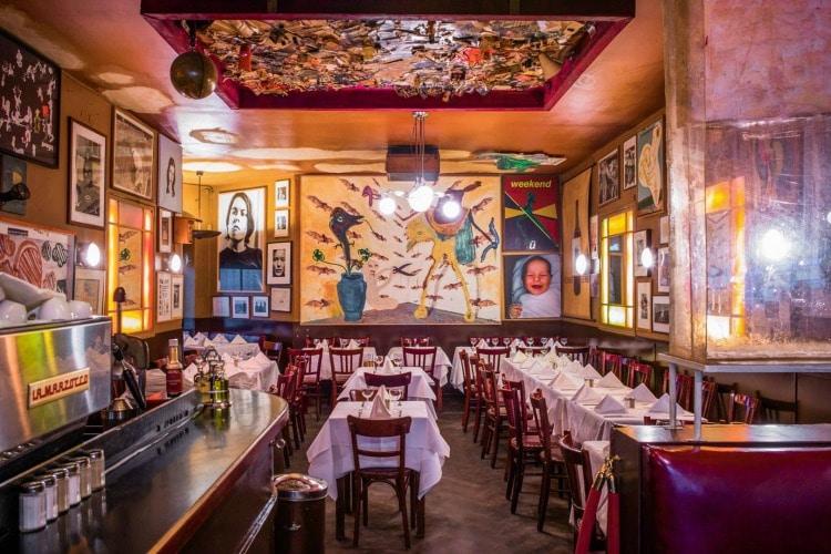 The Paris Bar - Best Berlin Experiences on R. Couri Hay CReative Public Relations
