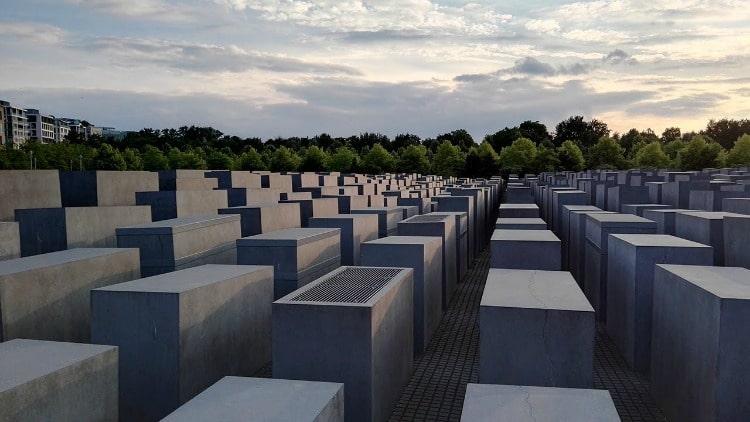 Holocaust Memorial - Best Berlin Experiences on R. Couri Hay CReative Public Relations