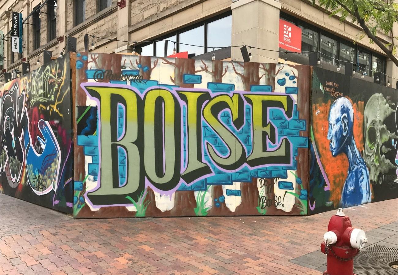 Exploring Boise, Idaho, Calorie by Calorie
