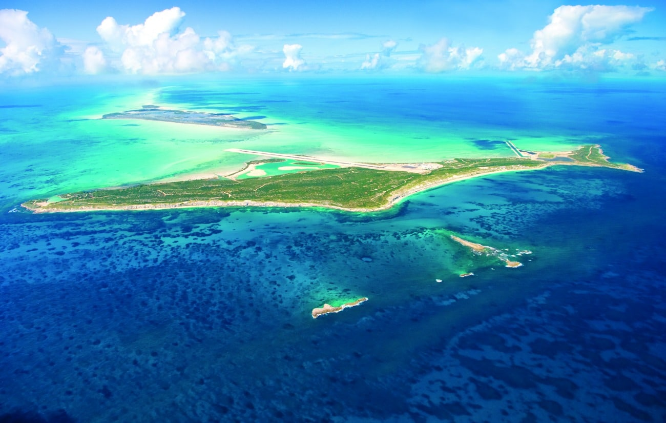 Ambergris Cay: Privacy in the Turks and Caicos