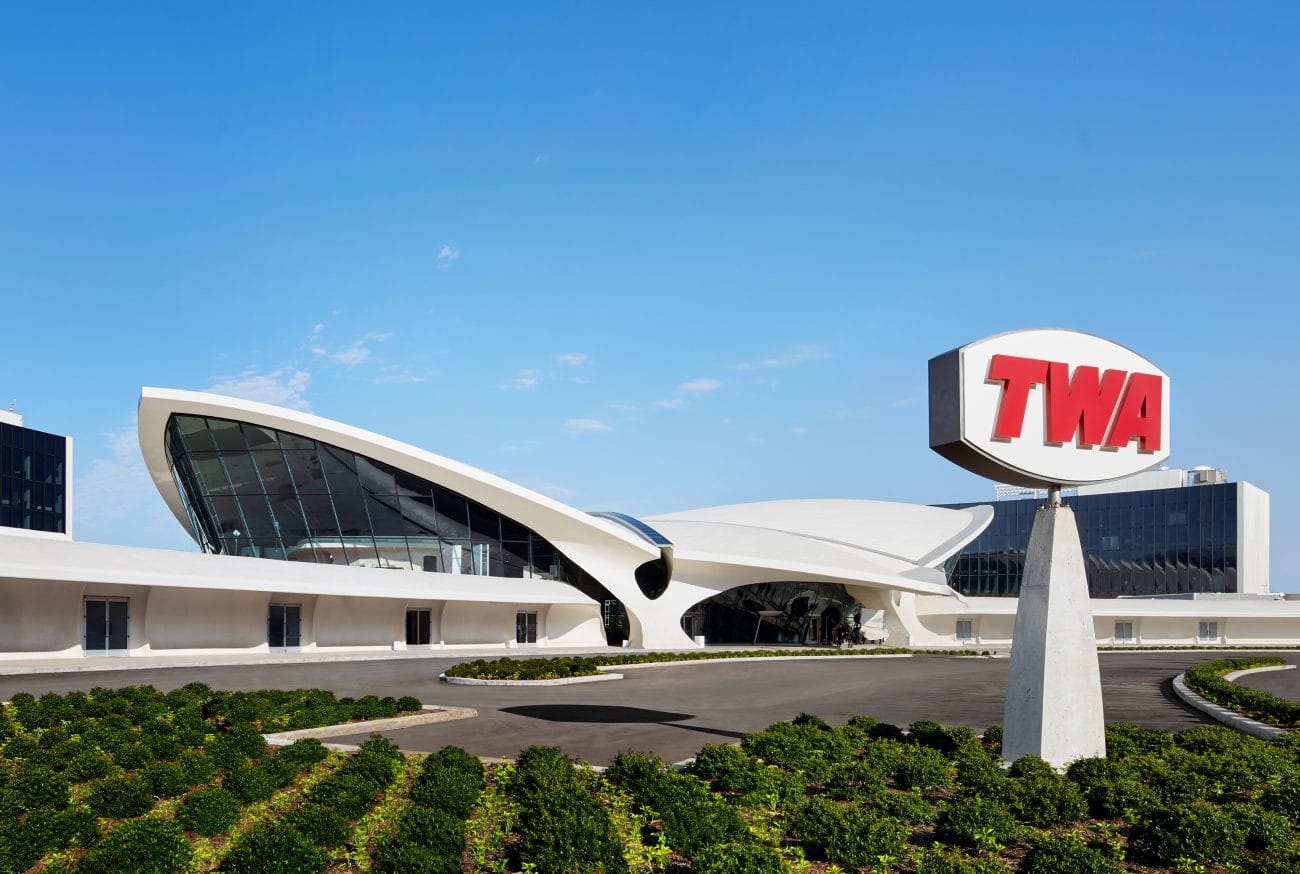 "TWA Hotel: An ""Après-Flight"" for all Seasons"