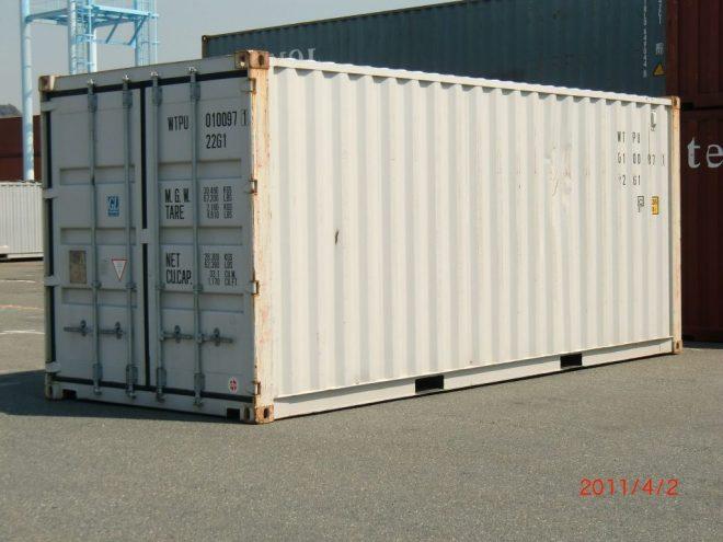 Container TEU