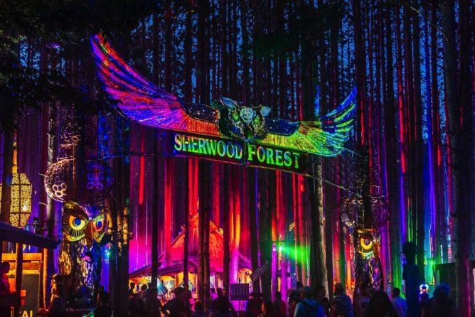Electric Music Festival: festival ed eventi più strani al mondo