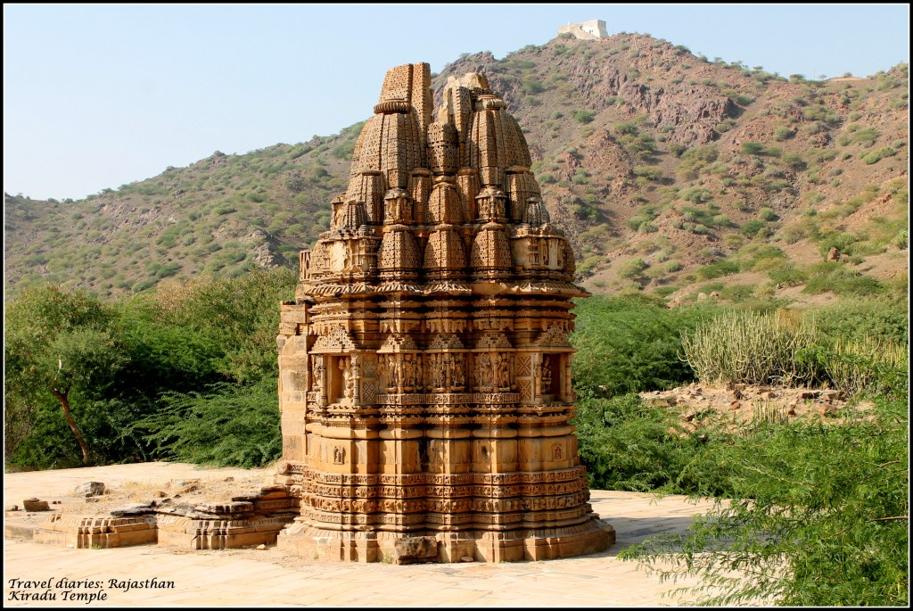 HAUNTED KIRADU TEMPLE IN BARMER