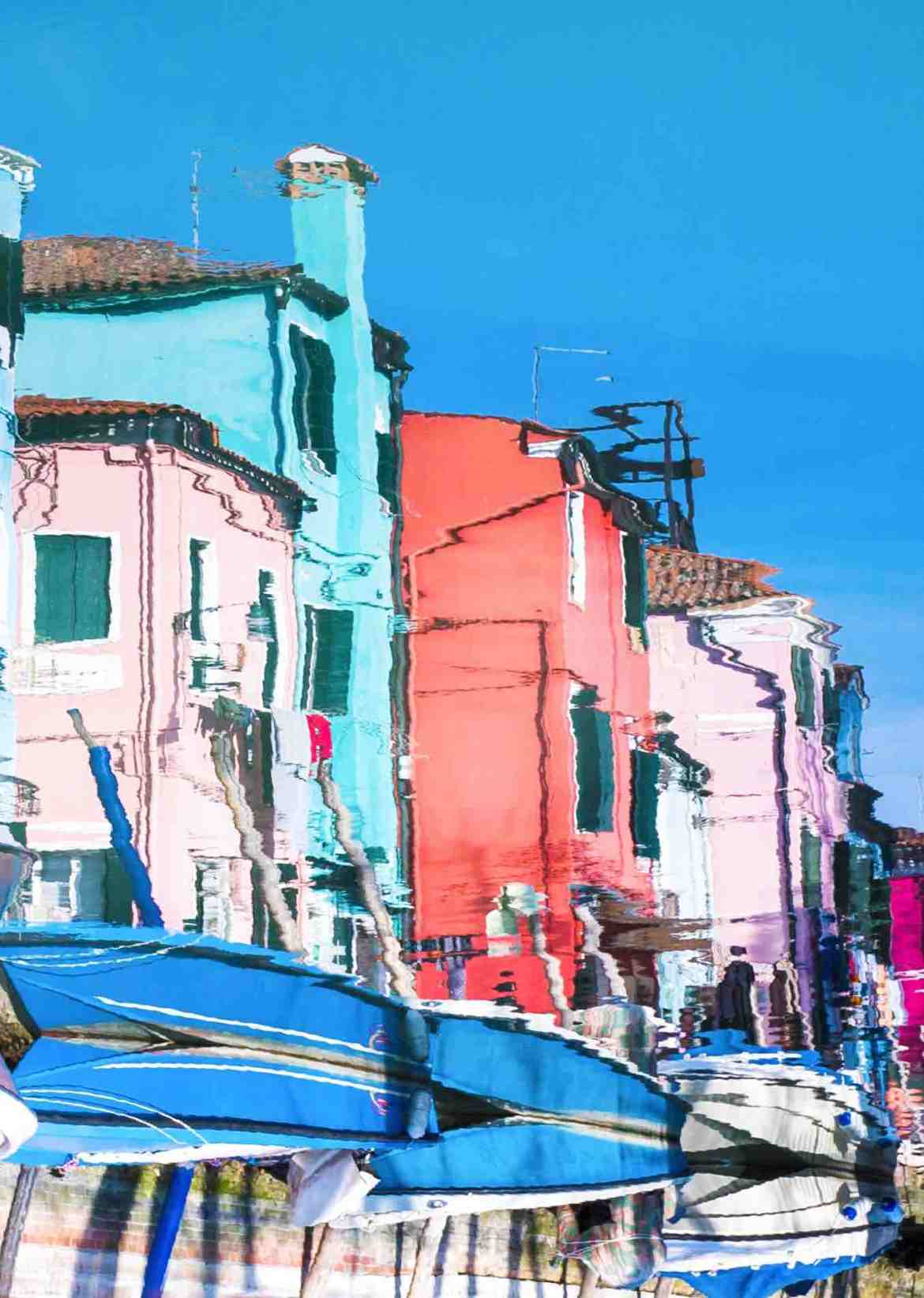A Visit To Beautiful and Colourful Burano