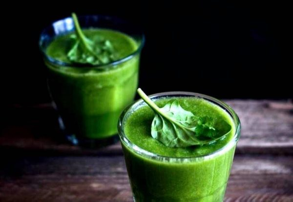 Healthy Green Smoothie Recipe from the Luxury Spa at The Chedi
