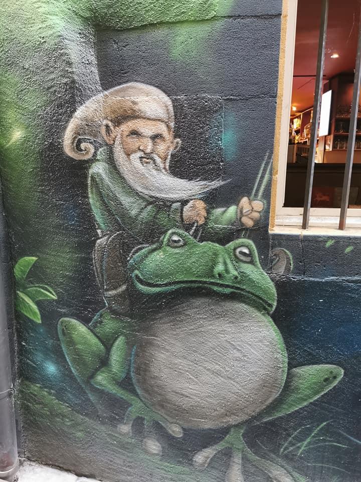 The Amazing Street Art in BeautifulNeuchâtel
