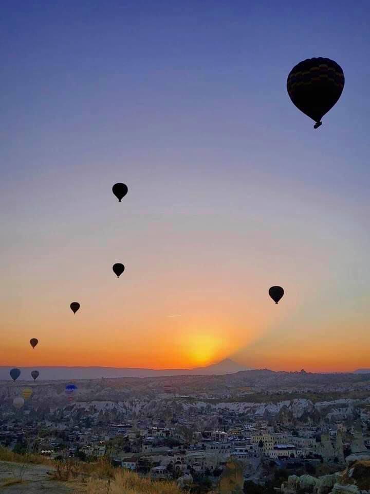 Flying High Hot Air Ballooning In Cappadocia