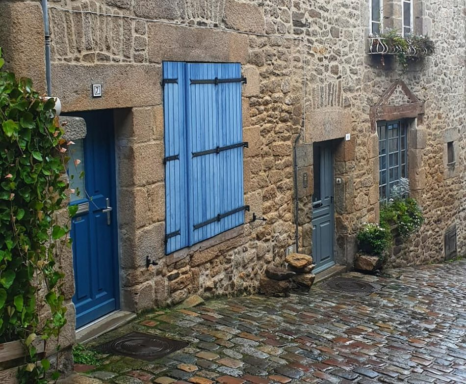 Postcard from Saint Malo and The Côte de Granit Rose