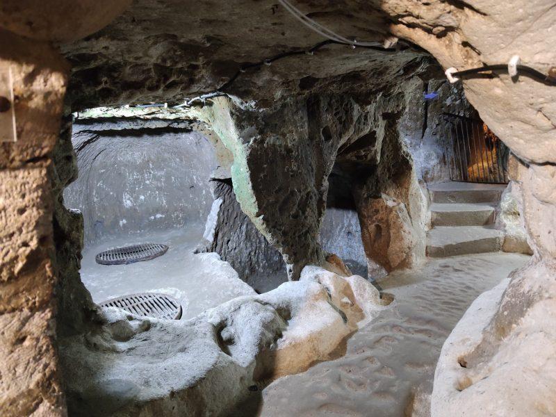 Derinkuyu Underground city Cappadocia