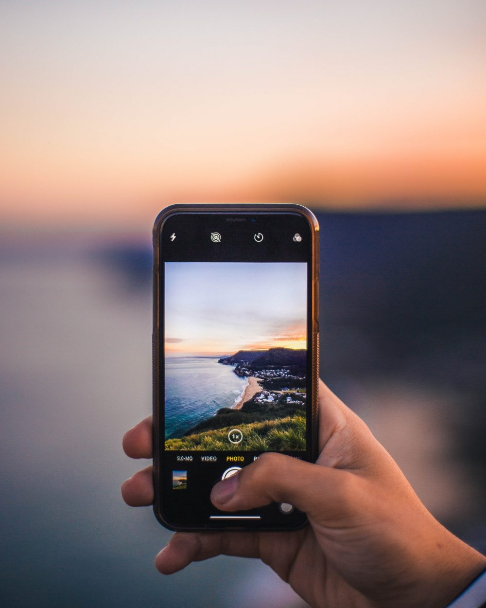 How to Get The Best Shots With a Mobile Phone