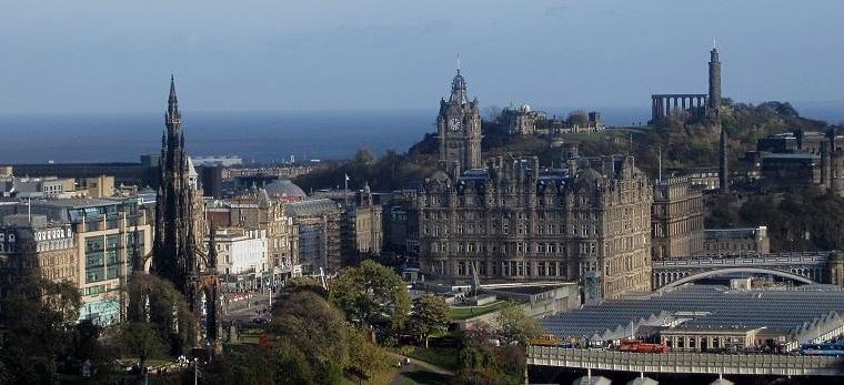 capital of scotland edinburgh