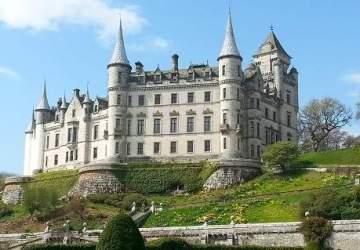 day trip dunrobin castle
