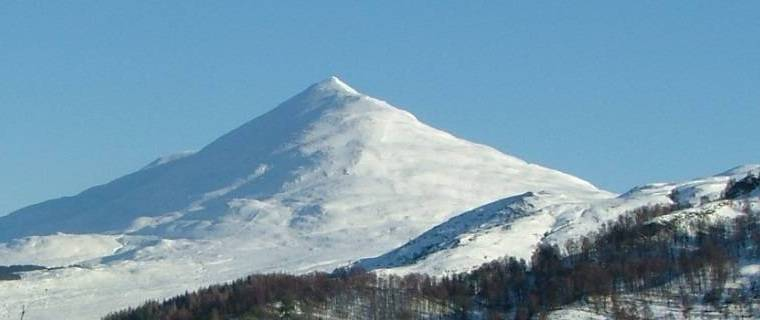 scotland conical munro