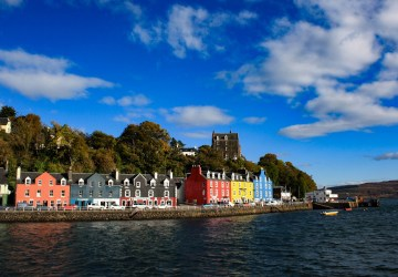 isle of mull tobermory harbour