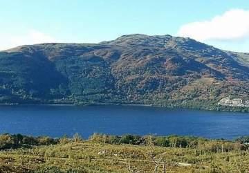 duncryne hill and loch lomond