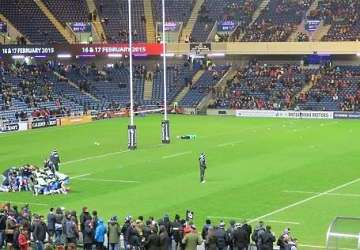 edinburgh murrayfield stadium