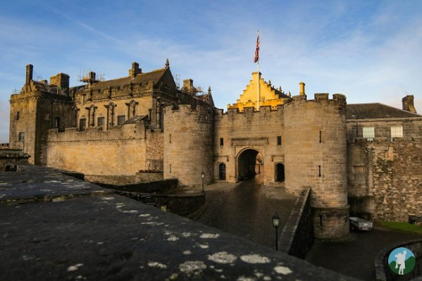 things to do in stirling castle