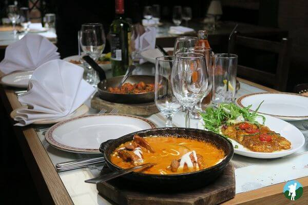 best curry restaurants glasgow