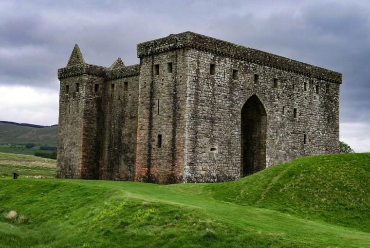 hermitage castle blog
