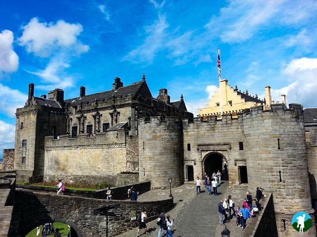 stirling castle threave scottish castles to visit