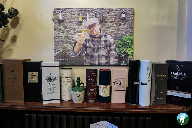 glasgow whisky pub bon accord