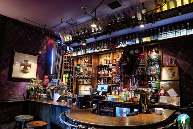 best whisky pubs glasgow lismore