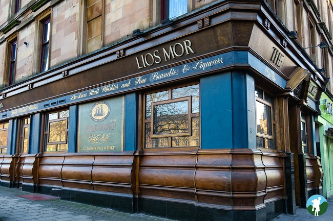 the lismore partick best whisky bars glasgow