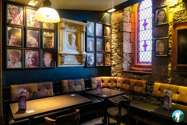 oran mor glasgow pub