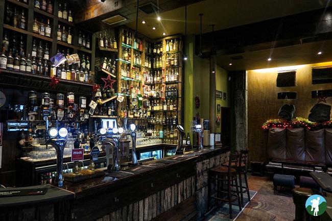 best whisky bars glasgow ben nevis