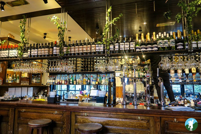 ubiquitious chip best whisky bars glasgow