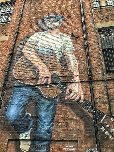 rogue one glasgow street art tour