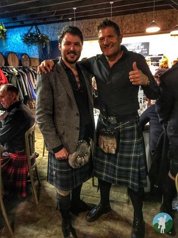 spirit of speyside whisky festival kilts ceilidh