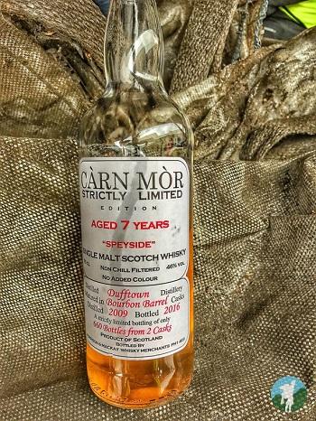 carn mor whisky dufftown