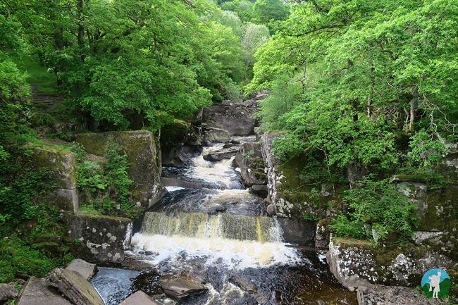 waterfalls trossachs