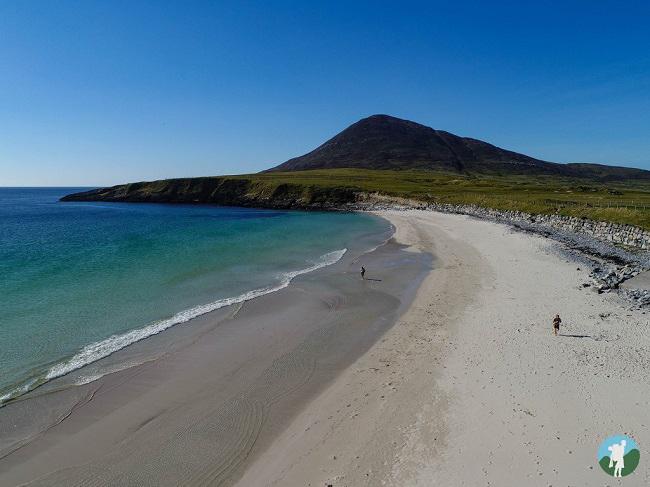 isle harris ceapabhal which scottish island