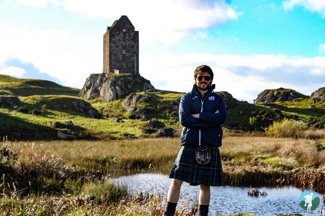 neil travels with a kilt blog