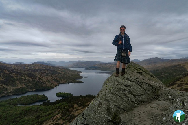 loch katrine outlander filming locations