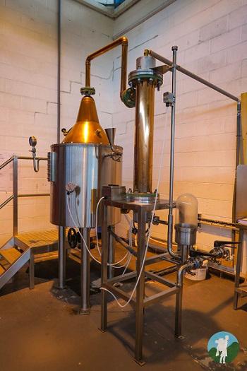 shetland distillery still unst day trip