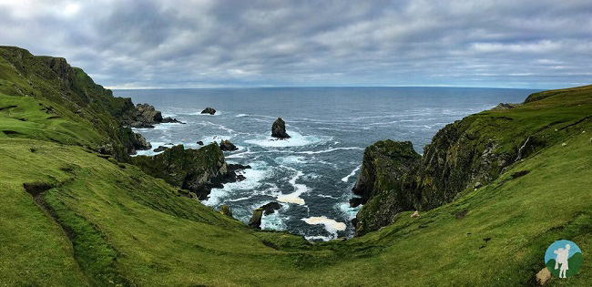 hermaness panoramic unst