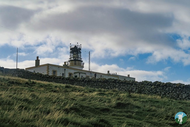 sumburgh lighthouse shetland travel blog