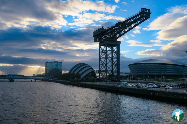 glasgow river clyde scotland itinerary
