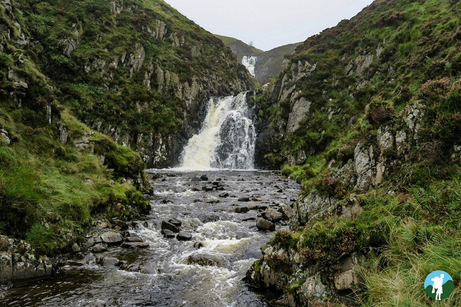 grey mare's tail walk southern scotland