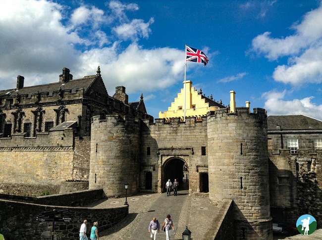 stirling scotland road trip itinerary