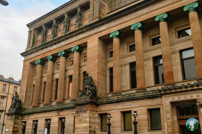 glasgow west end living architecture