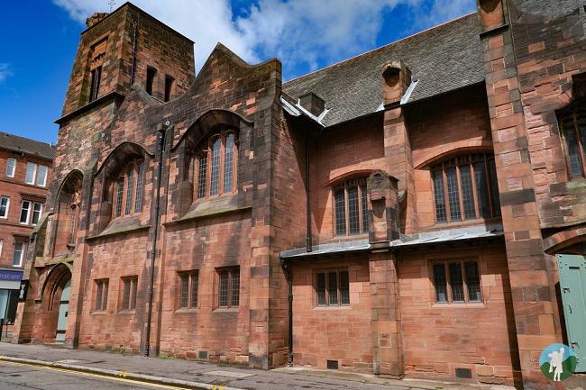 Mackintosh church glasgow architecture