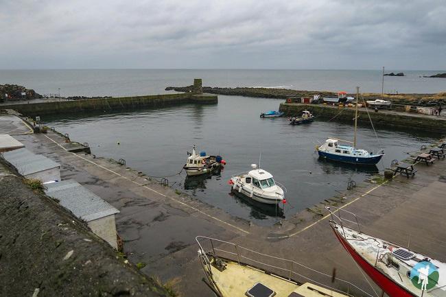 outlander season 3 filming locations dunure harbour